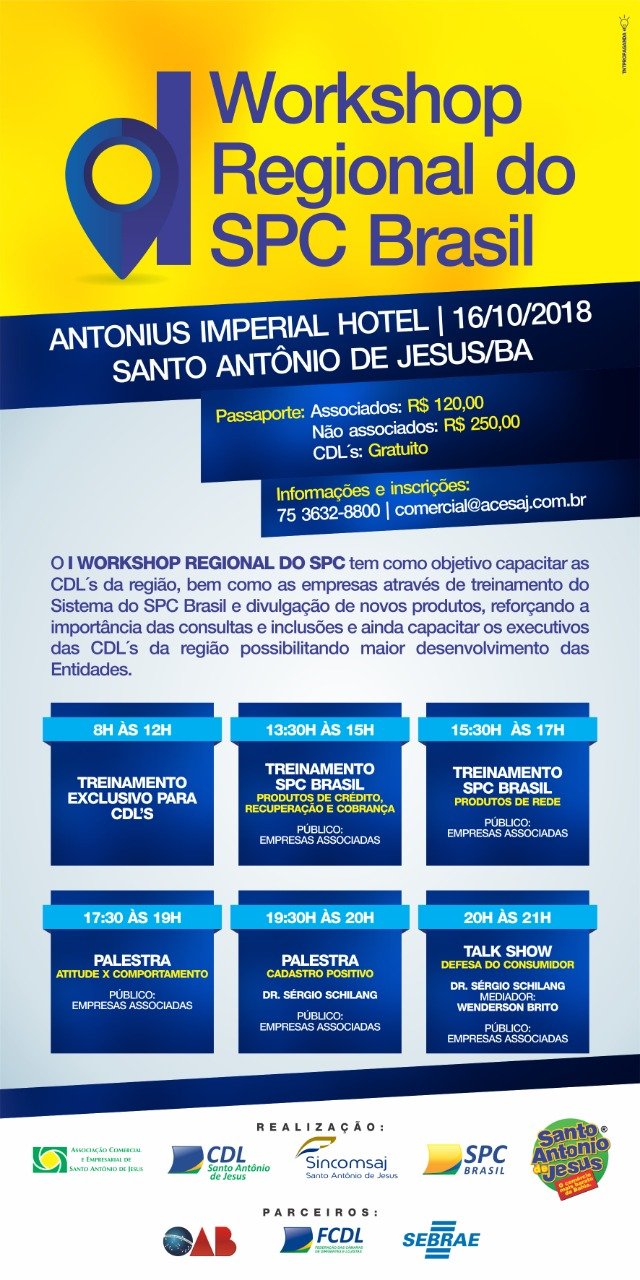 workshop regional do spc brasil